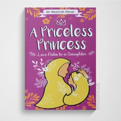 A Priceless Princess - Love Note to a Daughter