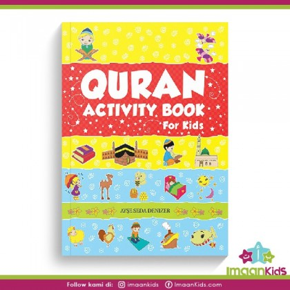 Goodword Quran Activity Book for Kids