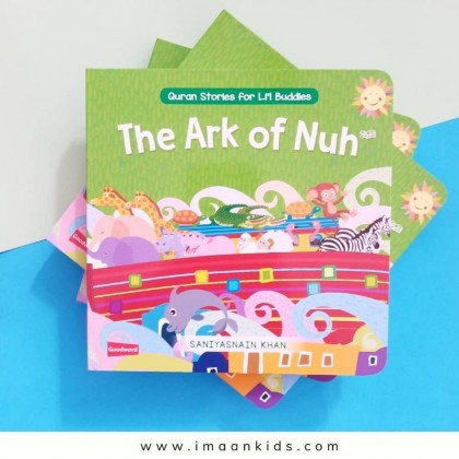 Goodword The Ark of Nuh Board Book