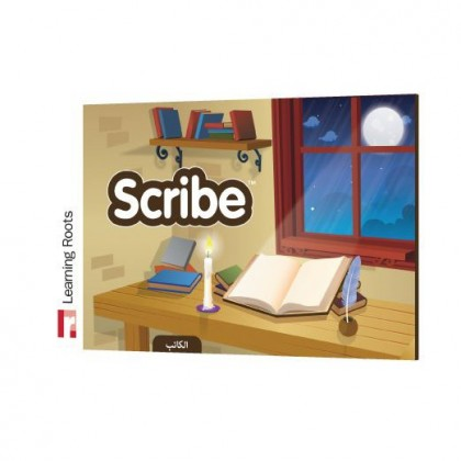 Learning Roots Scribe