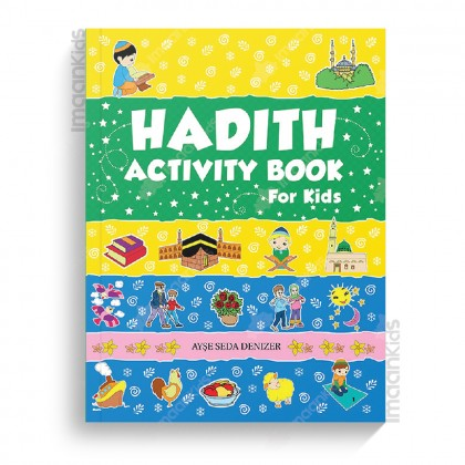 Goodword Hadith Activity Book for Kids
