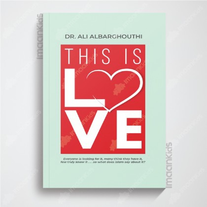 This is Love - Dr. Ali Albarghouthi
