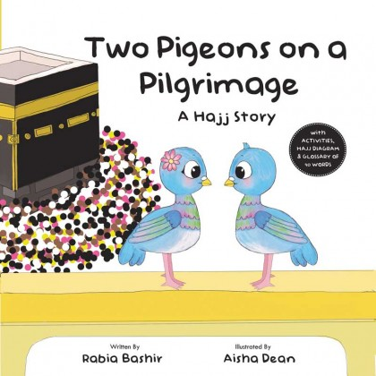 Two Pigeons on a Pilgrimage